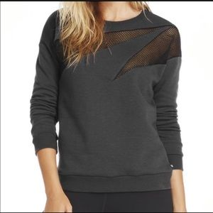 Fabletics Mesh Agon cutout sweatshirt
